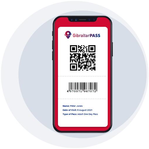 E-Ticket Gibraltar Pass